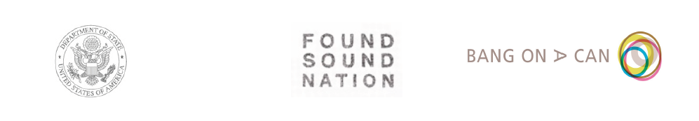 Found Sound Nation logos