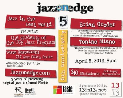 jazzonedge
