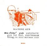 brotzmann machine gun art