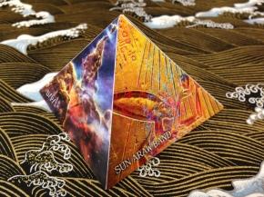 Pyramid scheme- 3D compatible Sun Araw concertticket