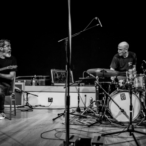 Chris Corsano and Bill Orcutt at Gallery at Avalon Island- Monday, December 28th