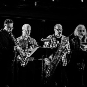 ROVA Saxophone Quartet at Timucua Arts- Sunday, March18th