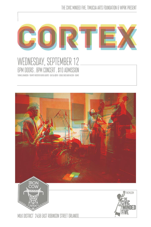 Cortex-poster