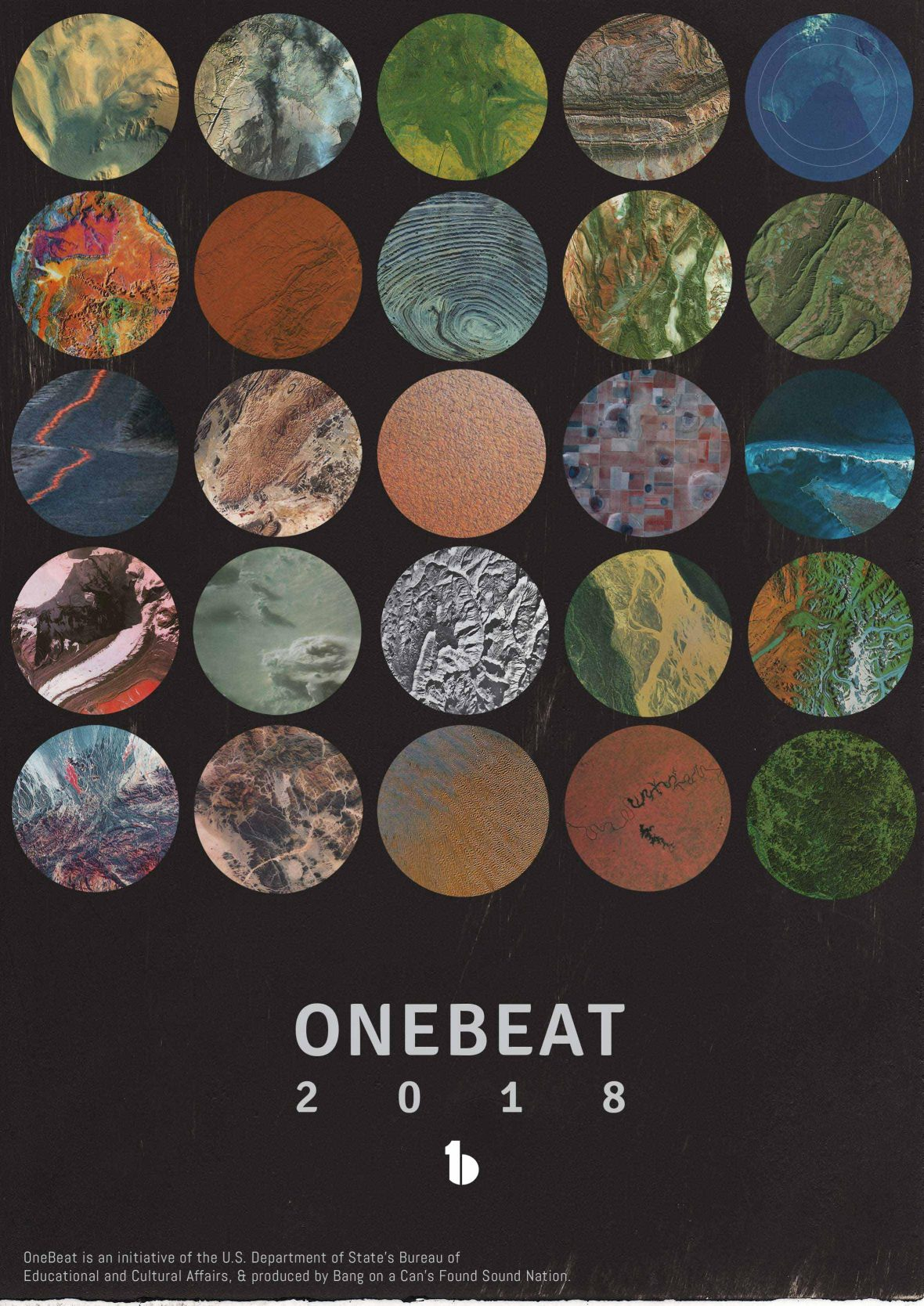OneBeat2018_poster