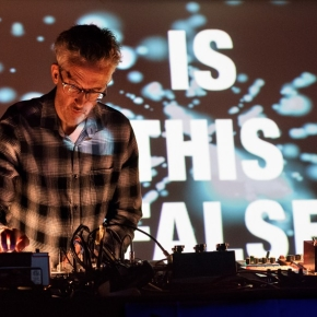 Mark Hosler of Negativland at Timucua Arts- Friday, January 18th