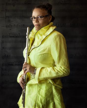Nicole Mitchell at Timucua Arts- Monday, July 8th | thecm5
