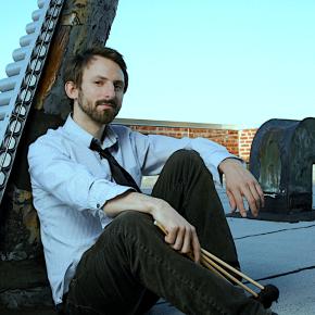 Chris Dingman at Timucua Arts- Saturday, October26th